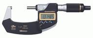 """Mitutoyo -  1 - 2""""/ 25-50mm  Digimatic QuantuMike SPC I65 w Certificate 293-181-30"""