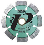 "Pearl - P4 - 4"" x .250 x 7/8, 5/8 Diamond Tuck Point Blade TAK04PM **Purchase 6 = 10% Discount**"