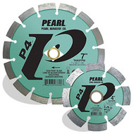 "Pearl - P4 - 7"" x .250 x 7/8, 5/8 Diamond Tuck Point Blade TAK07PM **Purchase 2 = 10% Discount**"