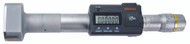 """Mitutoyo - 2.5 - 3"""" Digimatic Holtests Three-Point Internal Micrometers SPC/ 468-271"""