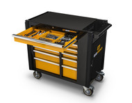 "GearWrench - 42"" 11 Drawer Mobile Work Station w Power Strip & USB Ports - 83169"