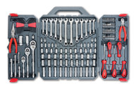"GearWrench -  148 Pc. General Purpose SAE-Metric Tool Set 1/4, 3/8 & 1/2"" Dr **Free Shipping**"