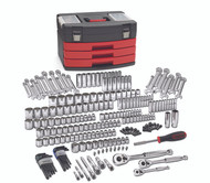 "GearWrench - 239 Pc. 1/4"", 3/8"", and 1/2"" Dr 6 and 12 Point SAE/Metric Mechanics Tool Set  **Discontinued Last Set**"