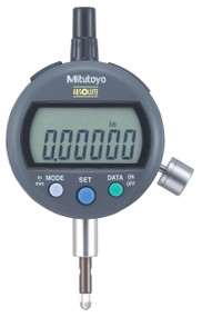 Mitutoyo - Absolute Digimatic Indicator Multi Res Low Force SPC w Cert 543-396B