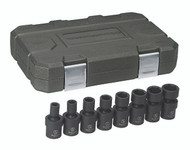 """GearWrench - 8 Pc. 3/8"""" Drive 6 Point SAE Impact Universal Socket Set 5/16"""" - 3/4"""""""