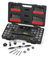 GearWrench -  75 Pc. SAE/Metric Medium Ratcheting Tap and Die Drive Tool Set