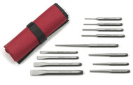 GearWrench - 12 Pc. Punch and Chisel Set