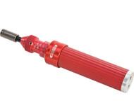 """Proto - 1/4"""" Drive Torque Screwdriver 4% 20-100 in-oz J6104A"""