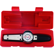 """Proto - 3/8"""" Drive Dial Torque Wrench 50-250 in-lbs, 56-280 cm kg"""