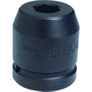 "Proto - 1"" Drive Metric Impact Socket 46MM - 6 Point USA Mfg"