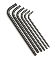 Allen - 6-Key Torx® Long Arm Key Set T10-T30 USA Mfg