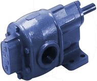 BSM - Pump # 00 FLG-MTD Pump CW WORV Helical Gears 713-00-2