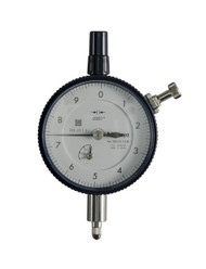 Mitutoyo - .0001-.025 Dial Indicator w Flat Back - 2802SB-10