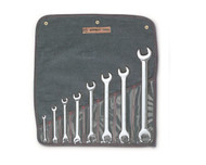 """Wright Tool -8 Pc Open End Wrench Full Polish 1/4"""" - 1-1/4"""" USA Mfg **Free Shipping**"""
