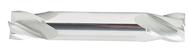 Melin -0.125 - 1/8 x 3/16 shk x 0.250 loc x 2 oal DE 4 Fl Stub Premium Carbide End Mill - 13075 - USA Mfg