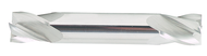Melin -0.1406 - 9/64 x 3/16 shk x 0.312 loc x 2 oal DE 4 Fl Stub Premium Carbide End Mill - 17854 - USA Mfg