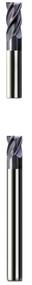 .500 - VXMG4  1/2 x 1/2 x 5/8 x 6, CARB 0.060 rad no neck - 19116