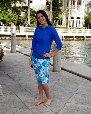 model-wearing-style-2623-royal-blue-top-and-sea-flower-skirt-style-2622-s-.jpg