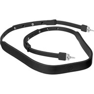 Leica T Silicon Neck Strap, Black