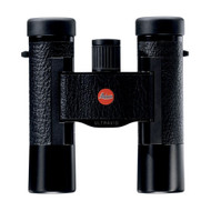 Leica 10x25 BCL Ultravid Compact Binoculars w/ Leather Case