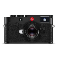 Leica M10, Black Chrome Body