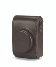 C-Lux Case, leather, taupe