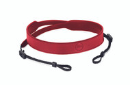 C-Lux Carrying Strap, leather, red