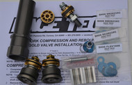 Compression  - Dirt 28/23 mm x 6mm 2C + 2R WP XPLOR 17-18- FMGV 2823XC
