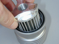 Stainless Steel Micronic Oil Filter - KTM 1290R Adventure