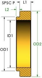 SPRING SIZING COLLAR SPSC P575519