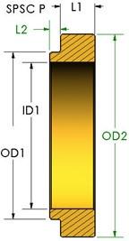 SPRING SIZING COLLAR SPSC P646206
