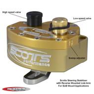 Scotts Damper for sub mount application