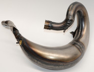 Factory Pipes TC 125 2016