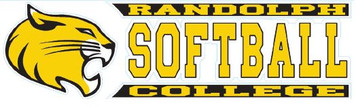 Randolph Softball Decal