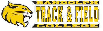 Randolph Track & Field Decal