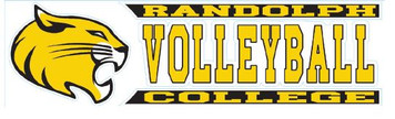 Randolph Volleyball Decal