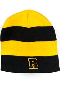 Rugby Stripe Knit Beanie