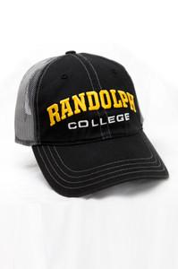 Randolph Black Mesh Cap