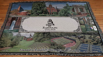 Randolph College Afghan