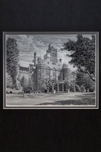 Main Hall Print