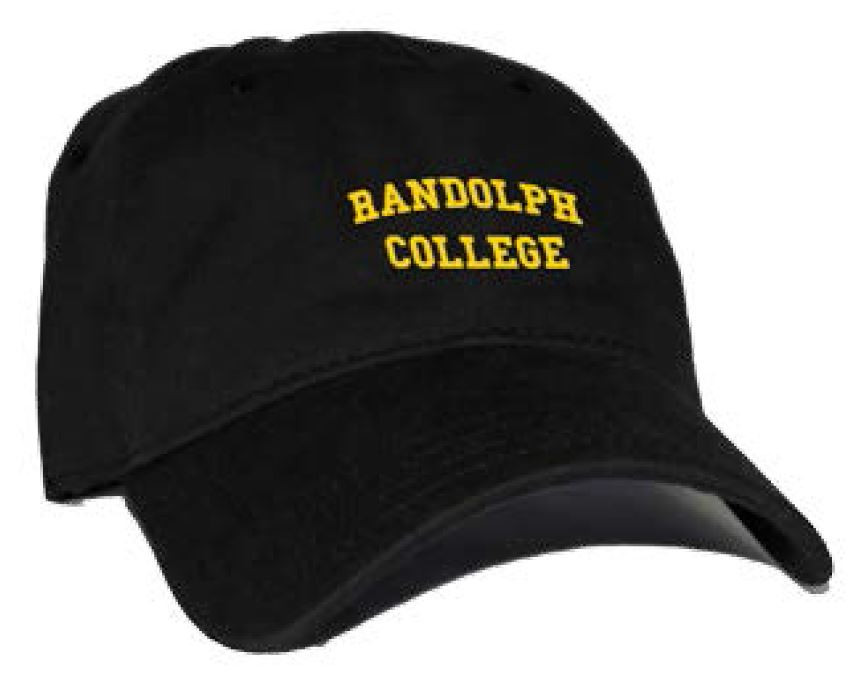 01841251fa099 Custom Hat in Black by Olly Oxen - Randolph Campus Store