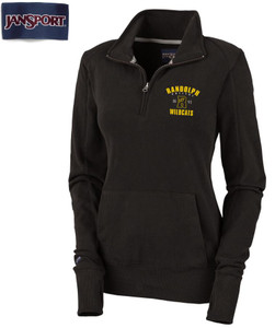 Jansport  Festival 1/4 Zip Randolph College Sweatshirt