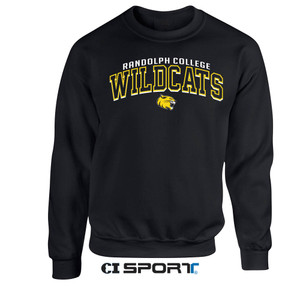 CI Sport Crew Sweatshirt in Black