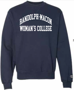 R-MWC Champion Sweatshirt in Navy