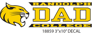 Randolph Dad Decal