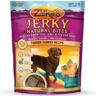 Zuke's Jerky Natural Bites Grain Free-Turkey