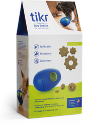 Tikr Snack Treat 3 Pack Refill for Tikr Activity Toy