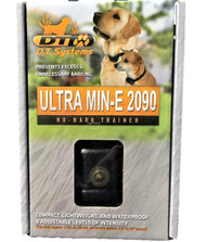 Ultra Min-e 2090 No Bark Dog Collar