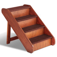 PupSTEP XL Wood Pet Stairs