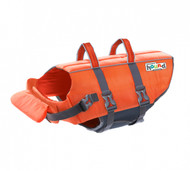 Outward Hound Granby Ripstop Dog Life Jacket Orange